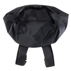 Mochila de Accesorios de entrenamiento Kipsta 45 L negro