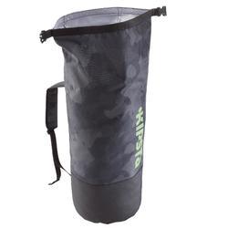 Materiaaltas rugzak 45 liter zwart