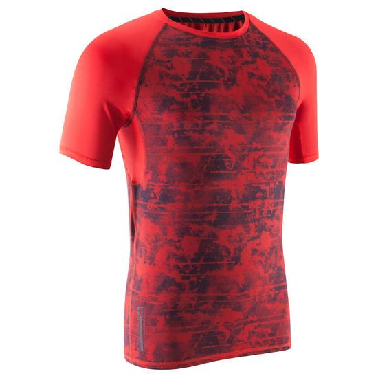 T-shirt Fitness Muscle voor heren - 1066922