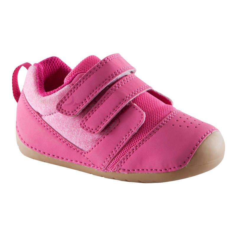 BABY GYM FOOTWEAR Clothing - 500 I Learn Shoes DOMYOS - Clothing
