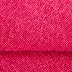 Fitness-Handtuch klein Baumwolle rosa