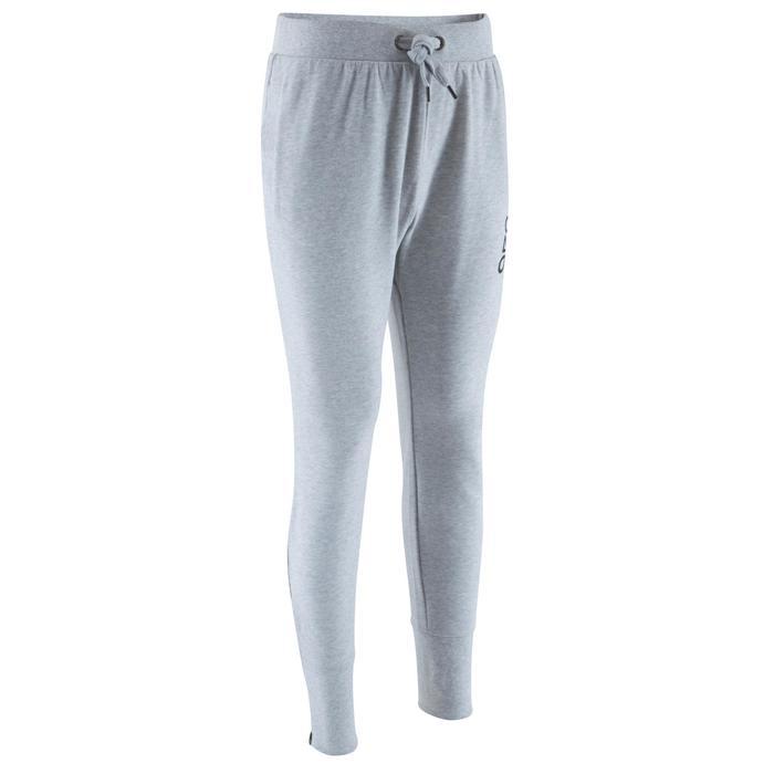 Pantalon skinny Gym & Pilates homme - 1066962