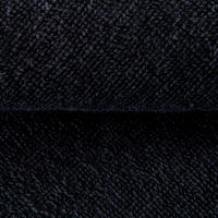 Serviette petite entraînement coton noir