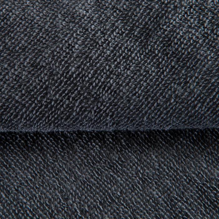 Sporthanddoek fitness groot, grijs