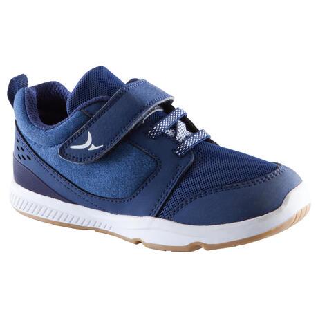 Кроссовки спортивные детские темно–синие 550 I MOVE   Domyos by Decathlon c20da4f376b