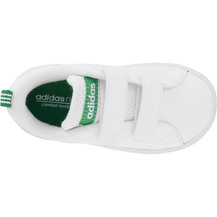 Chaussures bébé fille garçon blanc vert - 1067053