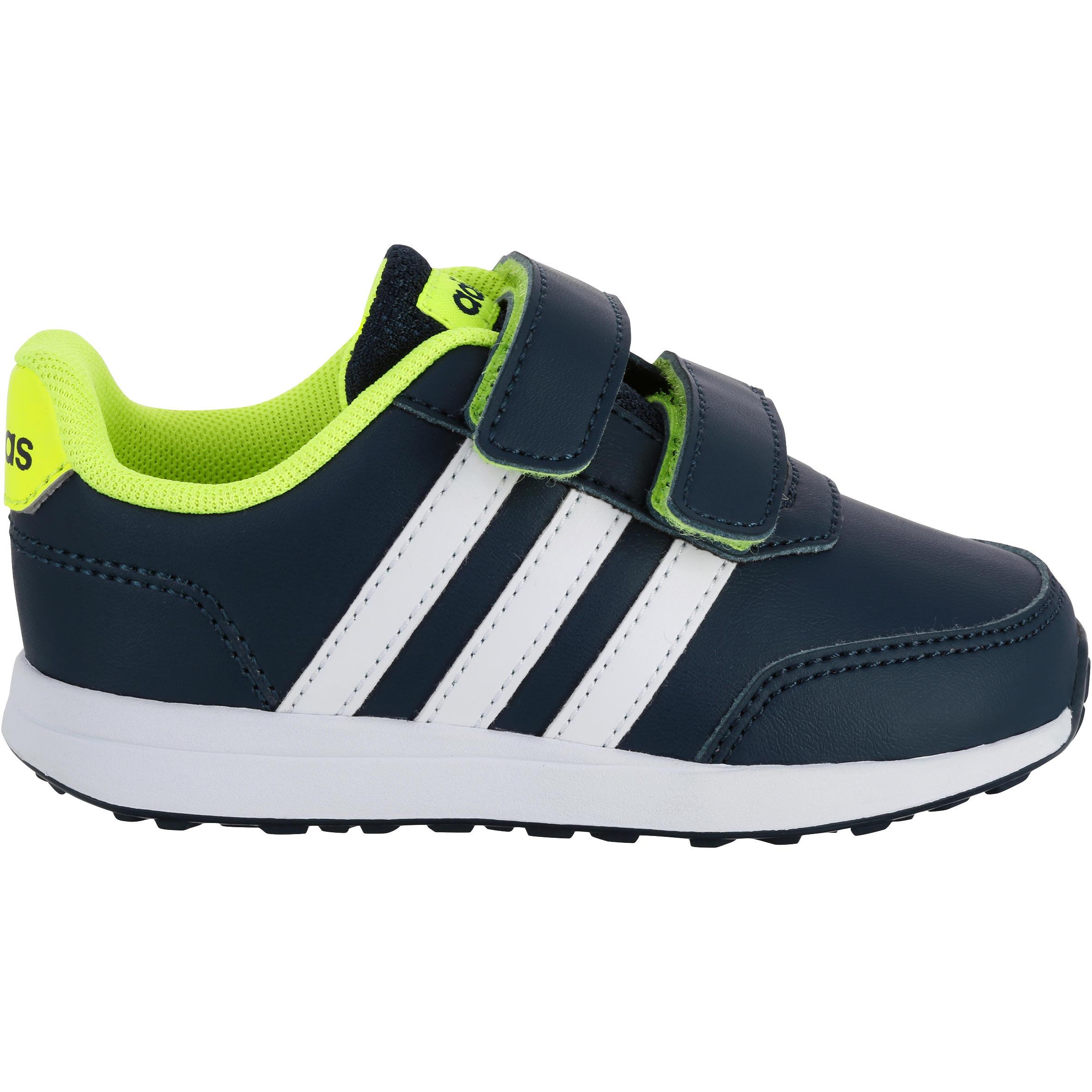 Babyschoentjes voor jongens blauw