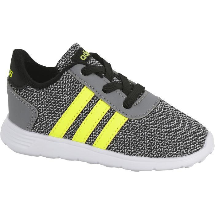 Chaussures bébé garçon gris - 1067072
