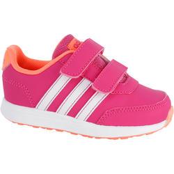Babyschoentjes voor meisjes roze