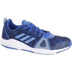 Zapatillas Fitness Cardio Adidas Arianna Adulto Mujer Azul Turquesa/Azul