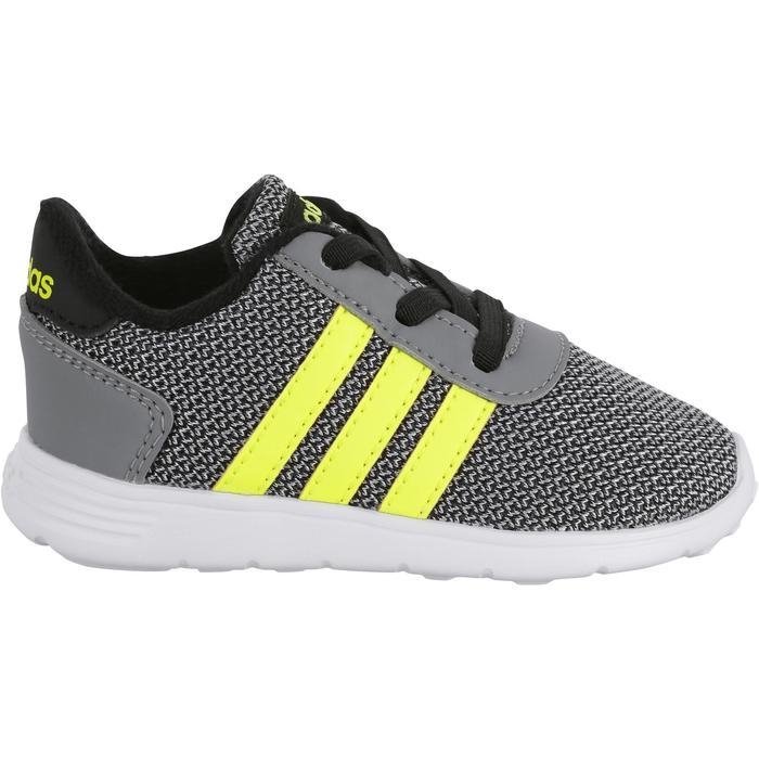 Chaussures bébé garçon gris - 1067093