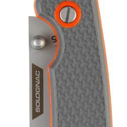 Couteau pliant Axis 75 GRIP gris