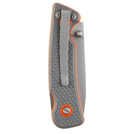 Couteau pliant Axis 75 gris