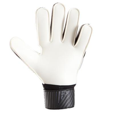 F500 Adult Football Goalkeeper Gloves - Red/Black