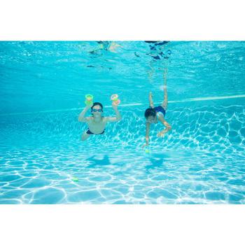 Zwemboxer voor jongens 100 Yoke - 1067192
