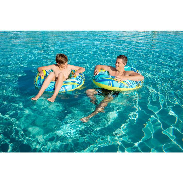Schwimmring mit Griffen Tropic 92 cm Erwachsene blau