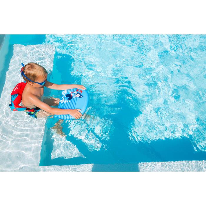 兒童TISWIM浮力臂圈-腰帶,藍色「星星」圖案