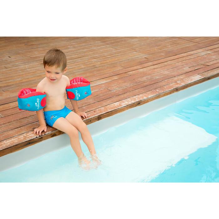 Maillot de bain bébé garçon boxer titou zebro - 1067249