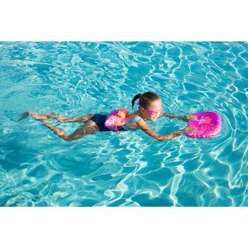 """Tabla de natación niños azul con estampado """"SIRENA"""""""
