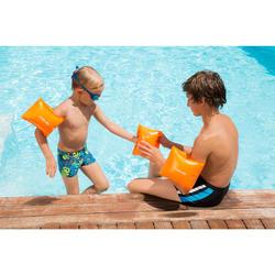 Brassards de natation enfant orange 11-30 kg