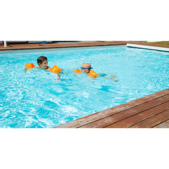 Brassards de natation enfant orange - 1067256
