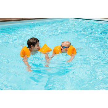 Brassards de natation enfant orange - 1067259