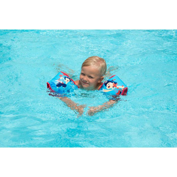 Soft-Schwimmflügel Meerjungfrau 15-30 kg Kinder rosa