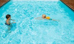 Zwemboxer jongens B-Active Yoke Wozki - 1067273