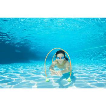 Lunettes de natation XBASE PRINT Taille S DYE - 1067403