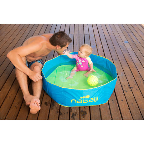 Tidipool 88 5 cm diameter paddling pool with watertight for Small paddling pool