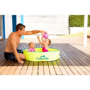 Maillot de bain bébé fille une pièce madina rose gigi - 1067446