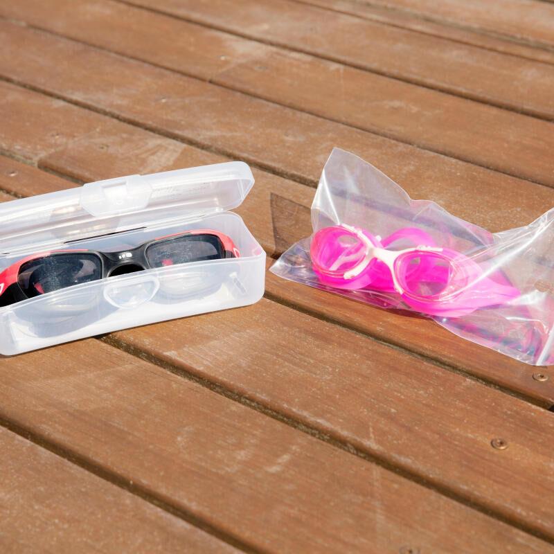 Comment stocker des lunettes de natation