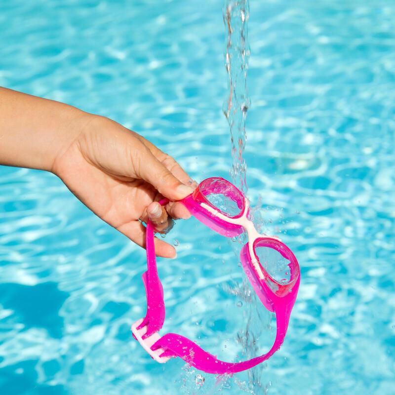 Comment entretenir des lunettes de natation