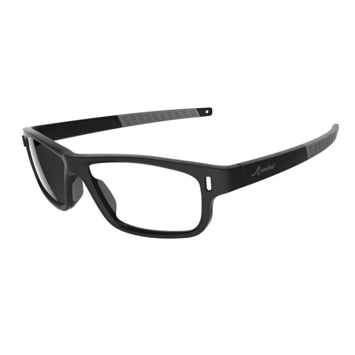 Walking 560 鏡架用左眼矯正太陽眼鏡鏡片 度數 -4.5, 3號鏡片