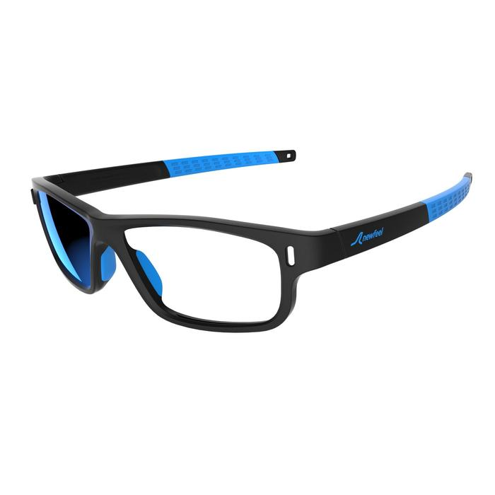 Left corrective sunglasses' lens,Cat. 3, strength of -2.5 for HKG OF 560 frame
