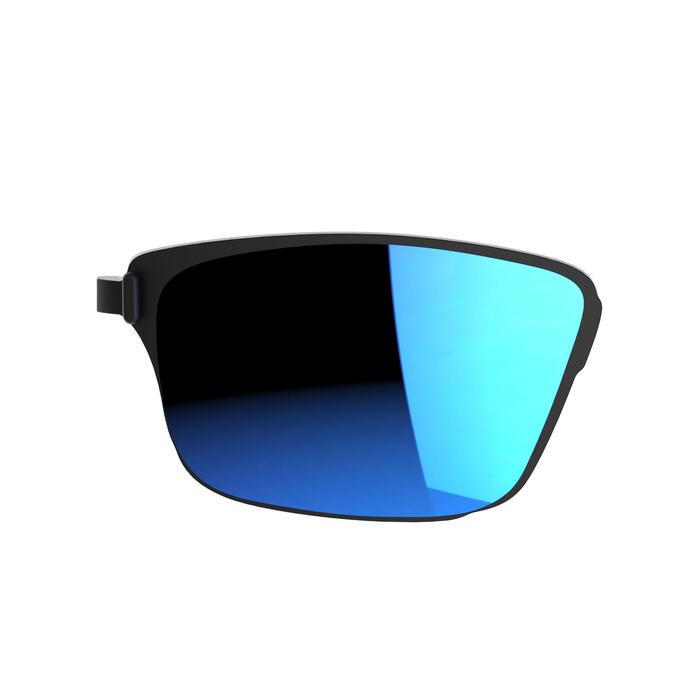 濾鏡分類3 400度右側矯正太陽鏡片(適用HKG OF 560鏡框)