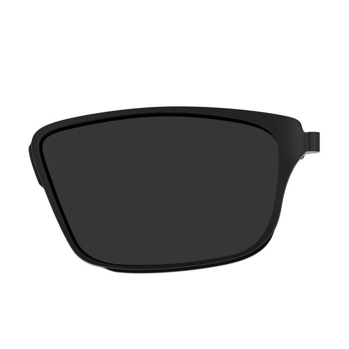 Category 3 left corrective sun lens with power of -3.5 for HKG OF 560 frame