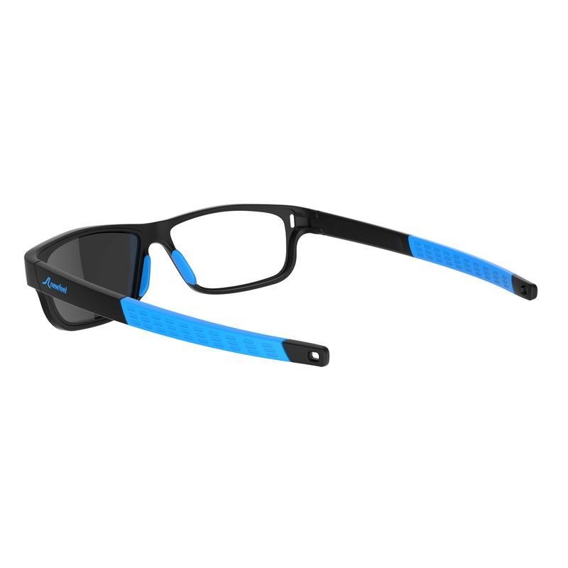 Category 3 left corrective sunglasses, strength of -5.5 for HKG OF 560 frame