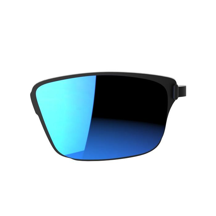 Category 3 left corrective sun lens with power of -4 for HKG OF 560 frame