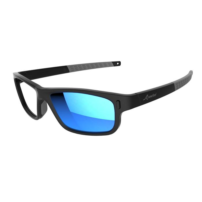 Category 3 left corrective sun lens with power of -5.5 for HKG OF 560 frame