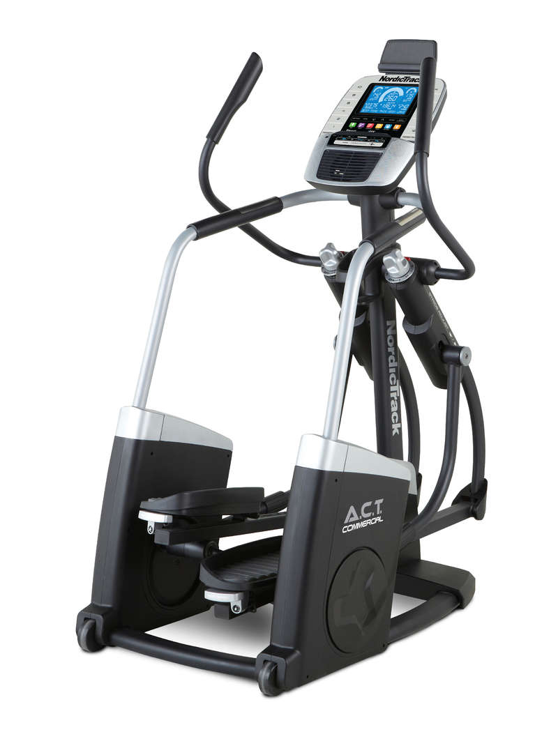 FITNESS CARDIO ELLIPTICAL Fitness and Gym - Act Commercial Cross Trainer NORDICTRACK - Exercise Machines