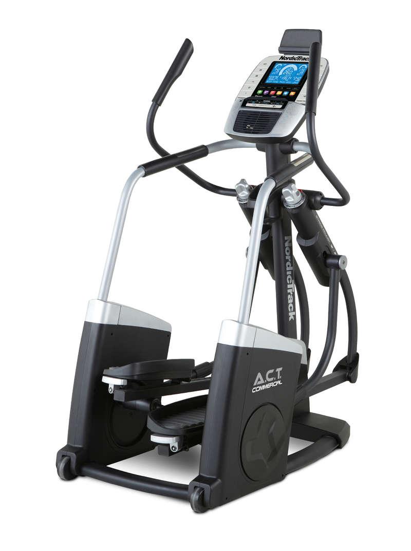 ELIPTICKÝ TRENAŽÉR Fitness - ELIPTICAL NORDICTRACK A.C.T. NORDICTRACK - Kardio trénink a stroje