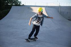 Skateboard voor kinderen Mid 3 Skull - 106915