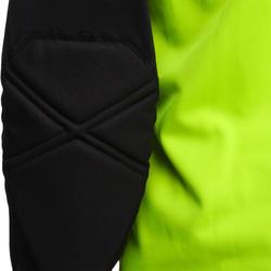 F300 Adult Football Goalkeeper Shirt - Yellow Black