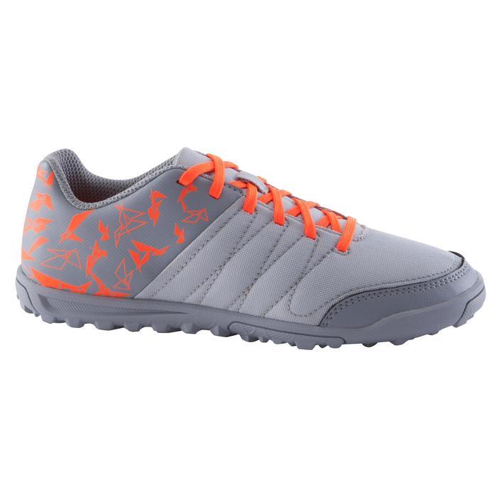 Chaussure de football enfant terrains durs Agility 300 HG noire - 1069313