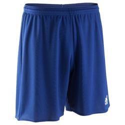 Pantalón corto fútbol adulto Parma azul marino