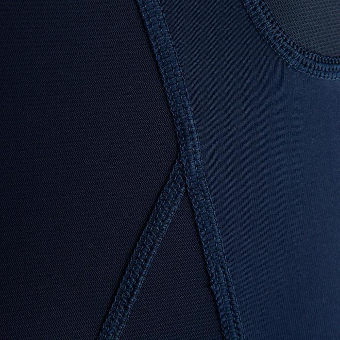Slidingbroekje voor volwassenen Keepdry 900 Supportiv blauw