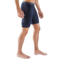 Pantalón Térmico Transpirable Kipsta KDRY900 Supportiv Adulto Azul