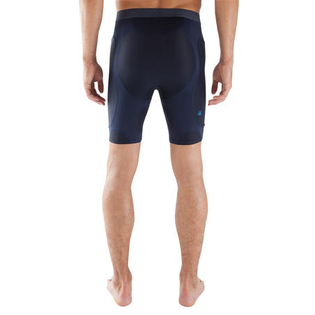 Men's Undershorts Keepdry 900 Supportiv - Blue
