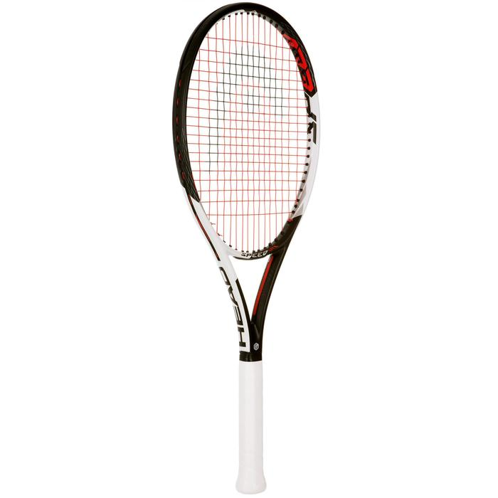 RAQUETTE DE TENNIS ENFANT HEAD SPEED 26 NOIR BLANC - 1069474